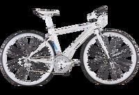 Racing s500 folding road bike 700c automobile race variable speed folding bike 16 double v bicycle