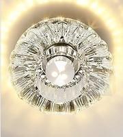 LED lamp spot ceiling light crystalline light lamp tube lamp lights porch lights corridors ceiling lamps and lanterns 3 w