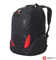 Swiss army knife male women's lovers 17 double-shoulder laptop backpack sa8118 backpack