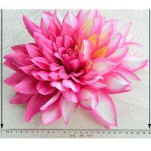 dahlia silk flowers promotion
