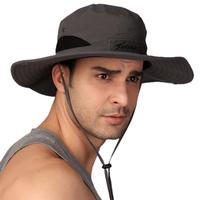 Bucket hat summer outdoor sun hat anti-uv quick-drying sun-shading hat sun hat ds-2073
