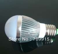 Bestsale!!! 5W 6PCS CW/WW  E27 220-240v High Power LED Lighting Globe Lamp Bulb no-dimmable