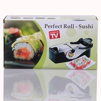 Free shipping Tv sushi device magic perfect roll-sushi roll to roll sushi machine seen on tv
