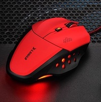 Novelty Lighting x-l9 cf gaming mouse computer usb wired laser