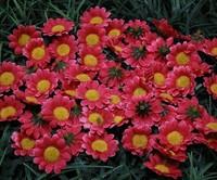Diy handmade rose sunflower little daisy artificial silk flower fabric flower chrysanthemum artificial flower