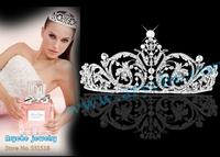 Free Shipping,Star crystal bridal crown wedding tiara Bridal Wedding Party Prom JEWELRY,H017
