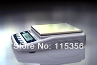 New APTP456B Precision electronic Laboratory balance 10Kg x 0.1g RS232 data print Jewelry food weighing counting scale