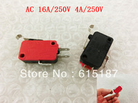 AC 16A/250V 4A/250V Arch End Actuator Limit Micro Switch