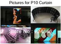 LED flexible curtain P12 indoor/outdoor P6 indoor led video flexible curtain display indoor LED curtain flexible display