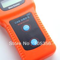 Free shipping U480 CAN OBD2 BUS Code Scanner OBDII Engine Code Reader On-Board Diagnostics Scanner
