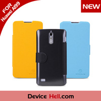 4Color,Original Nillkin Fresh Fruit Leather Case For Huawei A199 + Package,Free Shiping