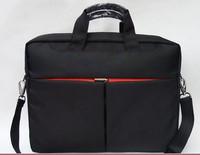 Hot sale laptop bag 15.6 17.3 large laptop bags nylon solid one shoulder handbag bag new products for 2013 laptop accessorie