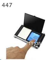 New protable 300g x 0.01g touch screen Digital Pocket Scale APTP447 (battery included)