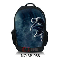 "Spider Man  Laptop Bag Backpack School Book Backpack Travel Bag For 17.4"" 17.3"" HP Dell Acer Asus  17.4"" 17.3"" 17' Laptop"
