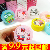 Free shipping E9018 at home hot-selling cartoon retractable cup folding cup portable glass  kawaii home decoration wedding party
