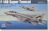 Hb Small model f-14d super fighter 80278