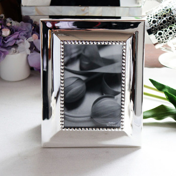 Fashion alloy metal photo frame 6 7 photo frame home accessories photo frame decoration
