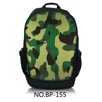 "Hot Camouflage 17"" 17.3"" 17.4"" College  Bag  Laptop Daypack Hiking Backpack Rucksacks Book bag Travel Bag"