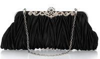 New Women Fashion Handbag Chains Bride Evening Bag Women Day Clutch Vintage Classic Shoulder Messenger Bag Promotion B20
