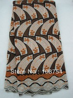swiss voile lace, fabric,african cloth, 5yards/pc, free shipping, new design, J122-2