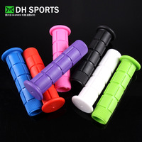 Fixed Gear Fixie Grips Bike MTB Road Mountain Grips Handlebar Barend Grips End Rubber End Bicycle Parts Accessories New 7 Color