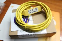 USB-PPI ( USB/PPI ) Programming Cable Yellow for Siemens S7-200 PLC, Support Win7, 6ES7 901-3DB30-0XA0