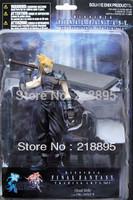 minions frozen anime free shipping (original ver) ffvii square enix dissidia: final fantasy play arts kai: cloud action figure