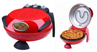 Premium Deluxe Stone Baked Pizza Machine Export Europe and America Top grade Pizza Oven
