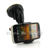 Universal CAR MOUNT HOLDER STAND KIT CRADLE FOR HTC T328w Desire V / T328e Desire X free shipping