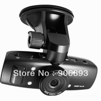 Free Shipping Full HD 1080P Car DVR Camera Night Vision120 Degree IR Vehicle Dashboard Black Box Built In GPS G-Sensor