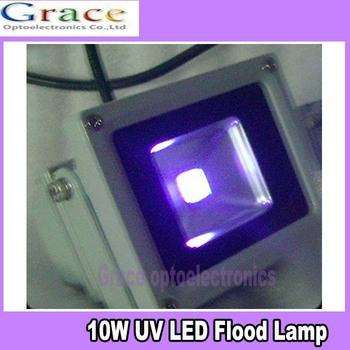 Waterproof 10W 20W  12V 24V High Power UV LED Flood light Outdoor Lamp Retail & Wholesale