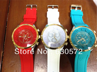 Free Shipping (1pcs/lot) New 2013 Fashion Unisex luxury brand Mulco Watch Of 10 Color Stock