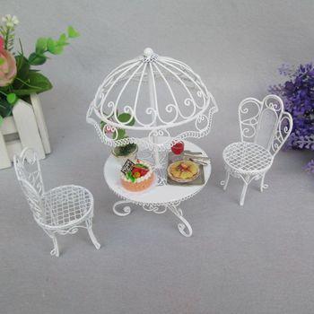 Fashion home decoration accessories iron crafts jewelry holder mini furniture display rack small