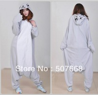 1pcs high quality Seal Cosplay Costumes Animal Leopard Kigurumi Anime Pyjamas Sleepwear retail