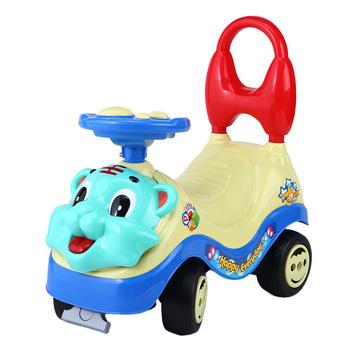 Cartoon car child music shilly-car rollaround scooters toy car lieulieu car