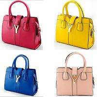 Bags 2013 New Arrival,Y Handbag,Handbags Women Bags,6 Colors,Fashion Purse for Ladies,Shoulder Bag,Tote
