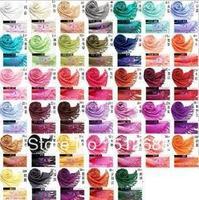{Min.Order $15} 2013  Lady Fashion Soft  Pashmina  Pure Color Classic  Elegant Long Scarf   Shawl  Decoration