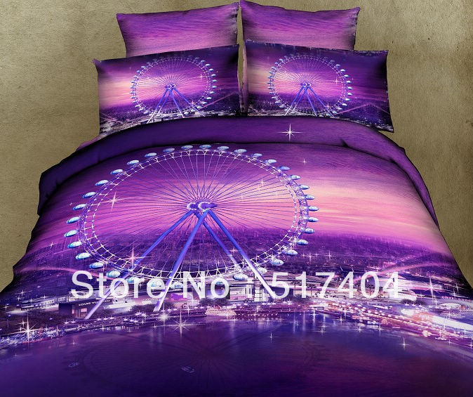 Purple And Gold Comforter Sets | Home Staging Accessories 2014