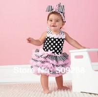 free shipping! summer Baby dress infant tutu girl dress lace  cake dress