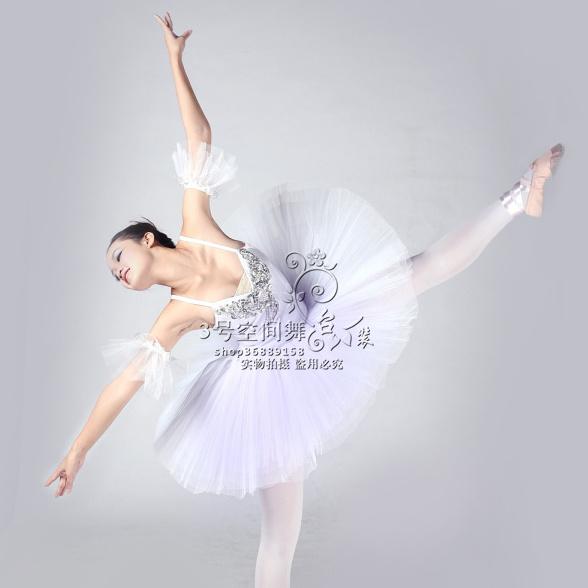 erwachsene professionelle wei er schwan ballett t llkleid. Black Bedroom Furniture Sets. Home Design Ideas
