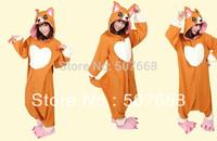 1pcs hot sale Puppy Cosplay Costumes Animal Leopard Anime Pyjamas Sleepwear retail