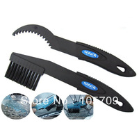 Bicycle Chain Flywheel Cleaning Tool Disc Cleaning And Maintenance Brush Set L0336