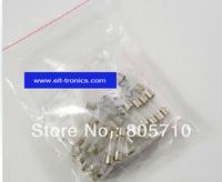 Fuse kit  ,6*30MM 250V , regular used, 10kinds*5pcs/kind (please see the details below )  Free shipping