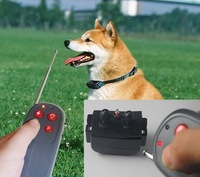 4 IN 1 Electric Shock Collar-CE Dog Remote Pet Training Vibra training collar dogs