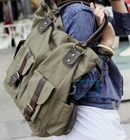 2013 Fashion New Big Size Canvas Women LADY Gril Purse Handbag Messenger Satchel Shoulder Bag