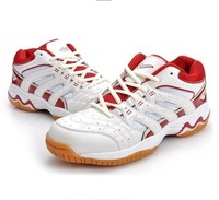 free shipping new 2013 1 pair Athletic Shoes Volleyball Shoes size 36-46 Red Blue