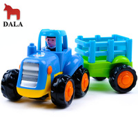Dala toys baby truck tractor toy car