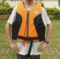 New arrival Manner professional adult life vest super snorkel clothing swimming vest jacket qp2019