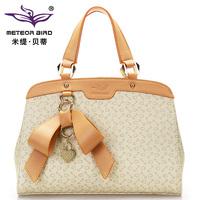 2013 new HIGH QUALITY ks name brand designer ls channel handbag for women\kpop fashion bow elegant shoulder messenger bag
