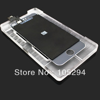 LCD screen touch screen assembly mould molds for iPhone 5 5g lcd and touch screen Free Shipping